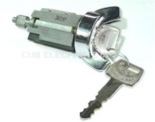 CILINDRO DE LLAVE FORD S/CABLE